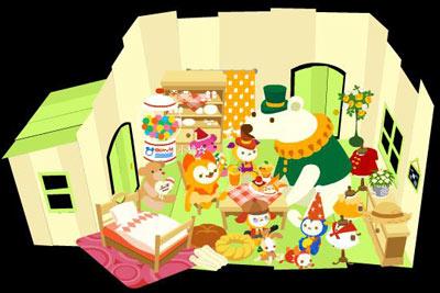 小桃のお部屋