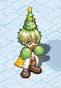 クリスマスウサ子