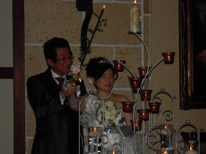 2008.10.12井手さん・智ちゃん挙式2