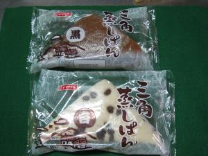 ヤマザキ製パン「大きな蒸しパン」1