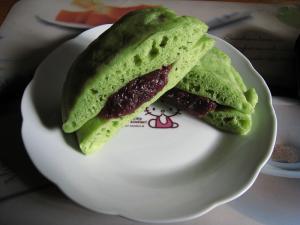 ヤマザキ「よもぎふかし」、美味!2