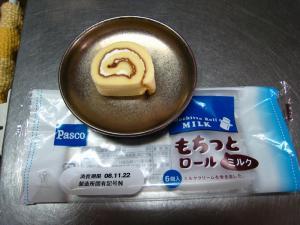 Pasco、敷島製パン「もちっとロール、ミルク1