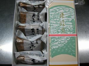 坂本屋、長崎市「東坡煮(豚の角煮)」・「角煮めし」1