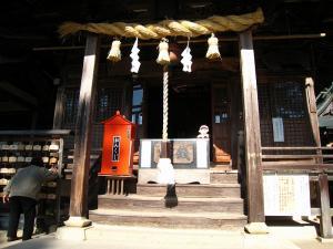 久井稲生神社2009、1