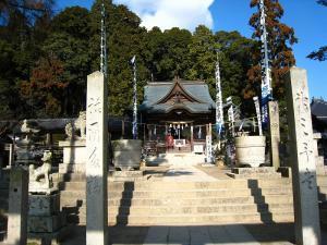 久井稲生神社2009、3