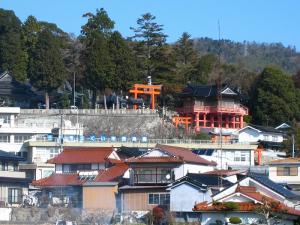 久井稲生神社2009、4