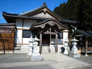 甲山、巳徳神社2009、1