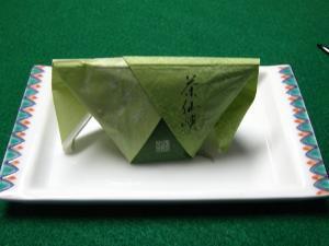 京都南禅寺草川町・京都菓匠清閑院「茶仙峡」1