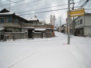 2009.1.12積雪1