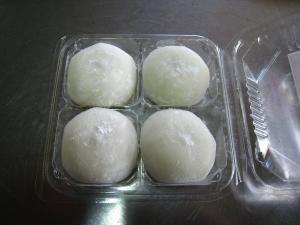 ヤマザキ「マシュマロ大福・つぶ餡」2