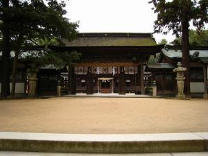 愛媛県大三島、大山祇神社3