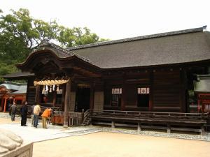 愛媛県大三島、大山祇神社4
