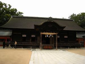 愛媛県大三島、大山祇神社5