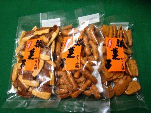 駄菓子、かりんとう1、姫路市・常盤堂製菓