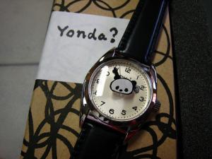Yonda? Club、新潮社、 「腕時計」4
