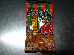 マスヤ「おにぎりの種」ピリ辛味1