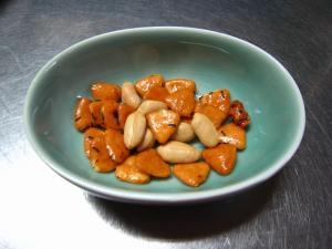 マスヤ「おにぎりの種」ピリ辛味2