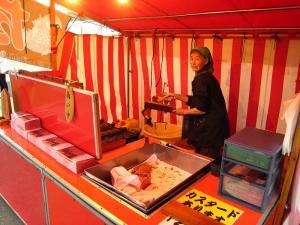甲山・「パオの鯛焼き屋さん」2