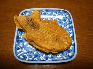 甲山・「パオの鯛焼き屋さん」3