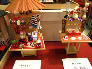 江戸・浅草展「江戸玩具」2
