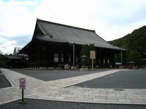 「京都・祇園祭撮影行」2009、22、「知恩院御影堂・1」