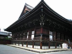 「京都・祇園祭撮影行」2009、23、「知恩院御影堂・2」