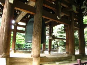 「京都・祇園祭撮影行」2009、24、「知恩院鐘楼と大梵鐘・1」