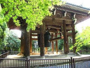「京都・祇園祭撮影行」2009、26、「知恩院鐘楼と大梵鐘・3」