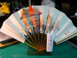 京都・祇園祭2009、「函谷鉾町の寿恵広」4
