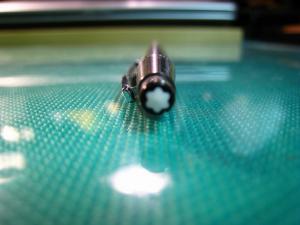 「モンブラン」ボールペン、2