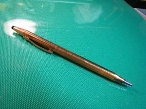 「クロス」ボールペン、1