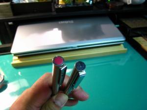 ペンテル「ローリード」水性ボールペン、2