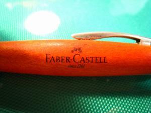 「ファーバー・カステルFaber-Castell since1761」シャープペン、2
