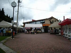 油木百菜館「百菜館祭り、2009.7.19」、土用の丑の日、1