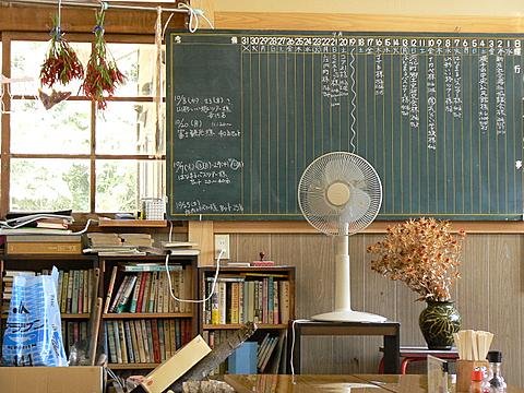 080920 月間予定表と図書館の本