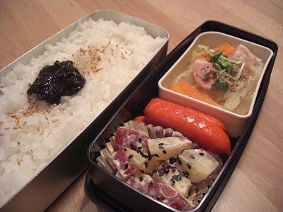 八宝菜弁当