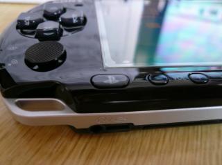 PSP3ボタン