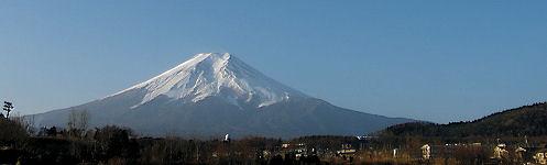 富士山北麓