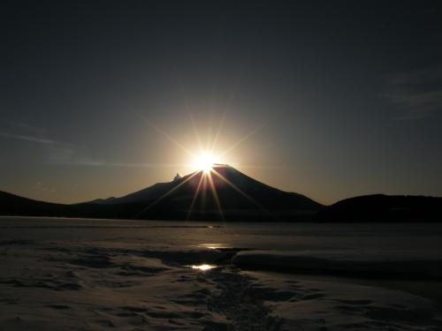 08.02.10ダイヤモンド富士