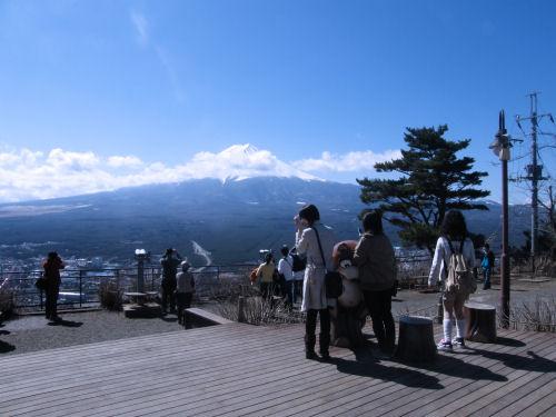 富士山、撮らなきゃ損