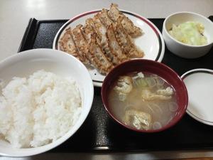 札幌みよしの餃子