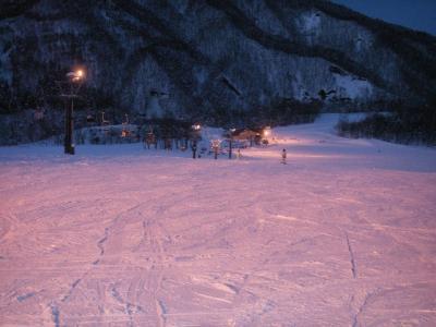 スキー場その1