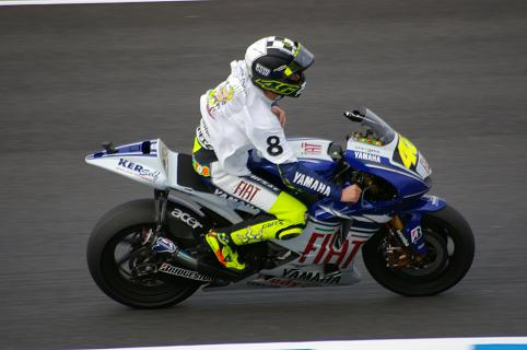 rossi winningrun