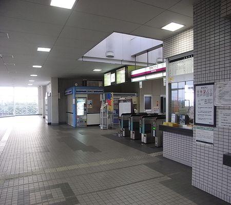 saitama ken tobu isesaki line washimiya sta kaisatsu 20080914