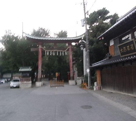 washimiya jinjya front lucky star op 200809