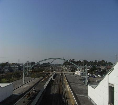 tobu isesaki line washinomiya sta 2008 sunny
