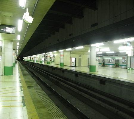 JR oomiya saikyo line 21home under