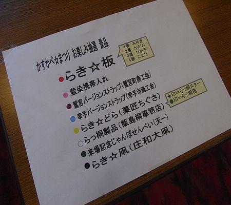 kasukabe cci lucky star chusen kaijyo 20081122 03