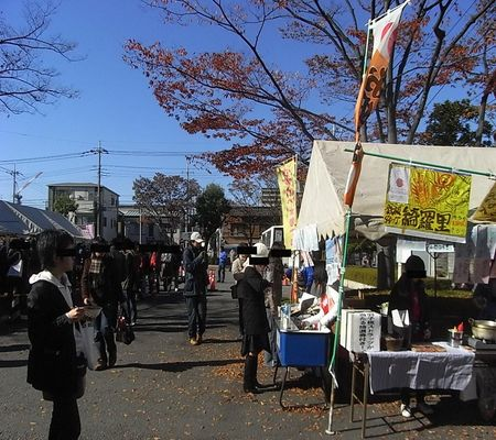 kasukabe cci outside foods and lucky star st 20081122
