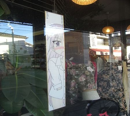 washimiya cho  shouten gai narita shop lucky star 20081122 03